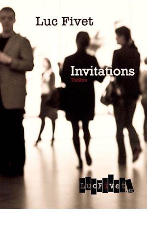 Téléchargez le livre :  Invitations