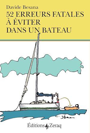 Téléchargez le livre :  52 erreurs fatales à éviter dans un bateau