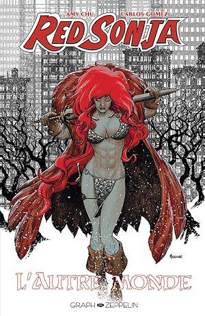 Téléchargez le livre :  Red Sonja : L'Autre Monde