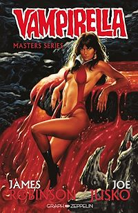 Télécharger le livre : Vampirella, Master Series James Robinson