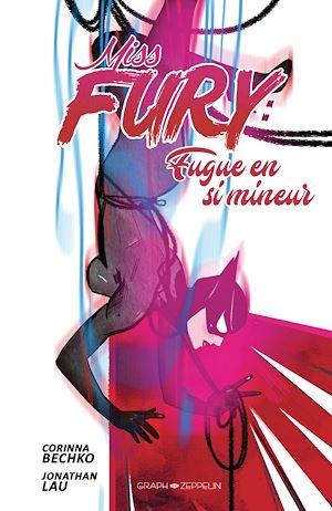 Téléchargez le livre :  Miss Fury : Fugue en si mineur