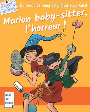 Téléchargez le livre :  Marion baby-sitter, l'horreur
