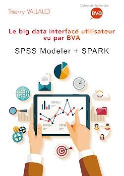 Téléchargez le livre numérique:  Le BIG DATA interfacé utilisateur vu par BVA / SPSS Modeler + Spark