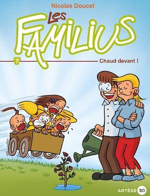 Téléchargez le livre :  Les Familius, Chaud devant !