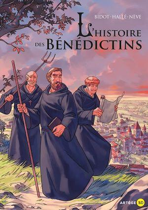 Téléchargez le livre :  L'histoire des Bénédictins