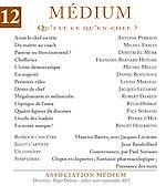 Télécharger le livre :  Médium n°12, juillet-septembre 2007