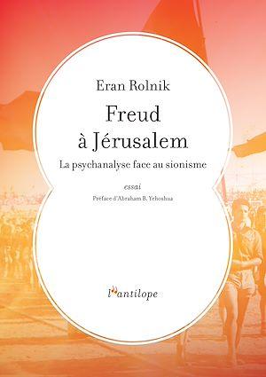 Téléchargez le livre :  Freud à Jérusalem