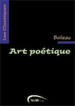 Téléchargez le livre :  L'Art poétique