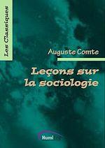 Télécharger cet ebook : Leçons sur la sociologie